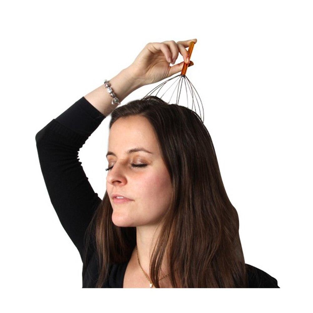 gevoelige hoofdhuid stress