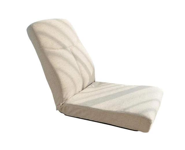 Modern Foldable Lazy Lounge Sofa Floor Chair Tatami Single Backrest ...