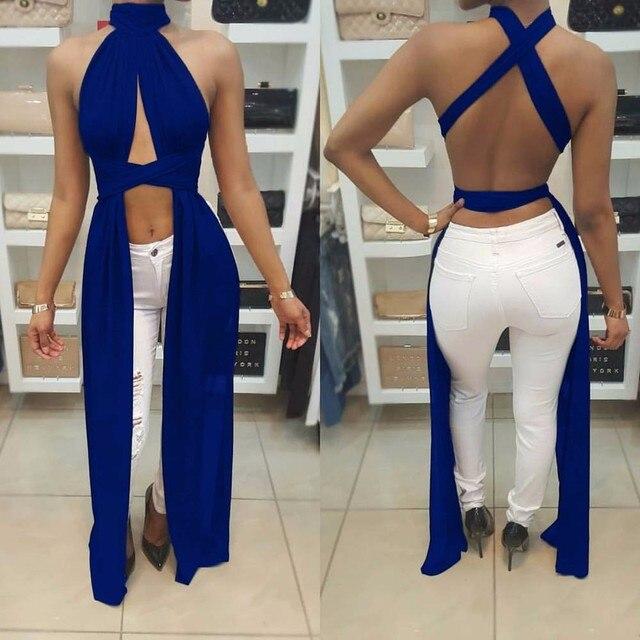 Vestidos largos abiertos por los lados