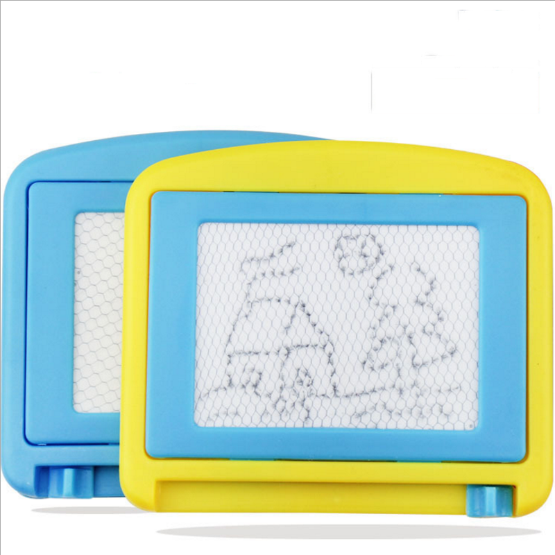 1 pcs Interesting creative Magnetic Drawing Board Doodle Pad Writing Craft Art Children Kids Toys Gift Random Color ...