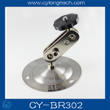 Wall Mount or Bracket For CCTV Camera,CCTV camera bracket. Metal bracket Plating bracket.CY-BR302