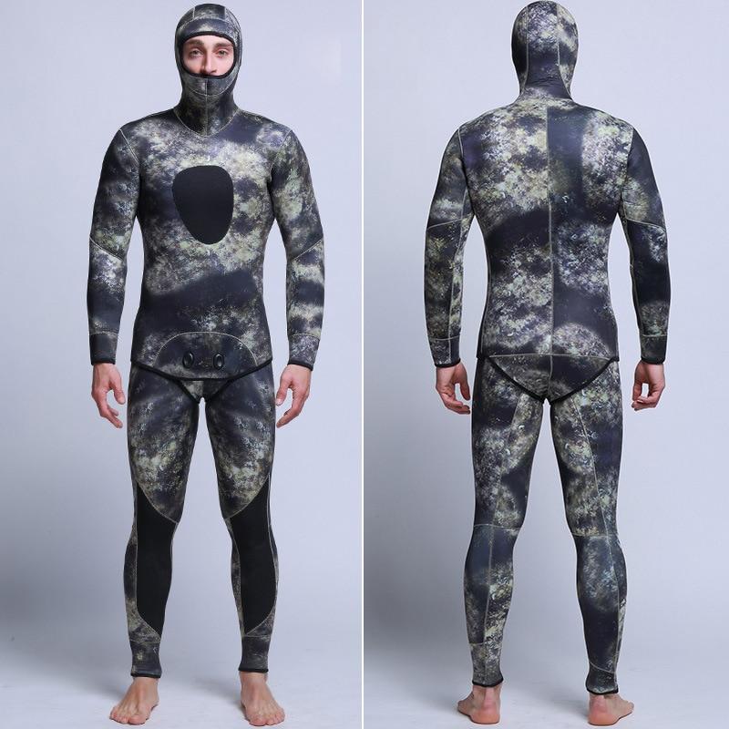 მამაკაცის 5 მმ SCR სრული - სპორტული ტანსაცმელი და აქსესუარები - ფოტო 5