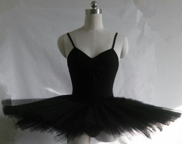 Black/Red/White Ballerina Dance Dress Professional Adult Ballet Costume Women Ballet Dance Clothes Child Girls Ballet Dance Tutu