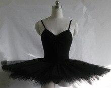 Nero/Rosso/Bianco Ballerina Vestito Da Ballo Professionale Danza Classica Per Adulti del Costume Delle Donne Vestiti di Ballo di Balletto del Bambino Delle Ragazze di Ballo di Balletto tutu