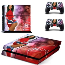 Football Baby Vinyl Cover Decal PS4 Skin Sticker for Sony PlayStation 4 Console & 2 Controller Skins Stickers