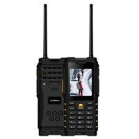 China originaT2 IP68 Waterproof Shockproof Phone Walkie talkie Radio 2.4 Strong Flashlight Signal GSM 4500mAh Mobile Phone F22