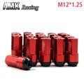 AMK racing-AMK racing-lug nuts M12*1.25 Rays steel+Aluminum lug nuts