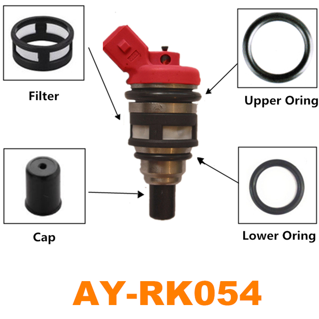 40 kits auto parts fuel injector repair kits for Nissan 300ZX 1990