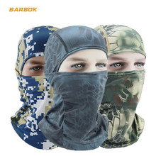 WOSAWE Motorcycle Mask Face Shield  Windproof Helmets Scarf Inner Lining Caps Training Bicycle Motocross Airsoft Ski Balaclava