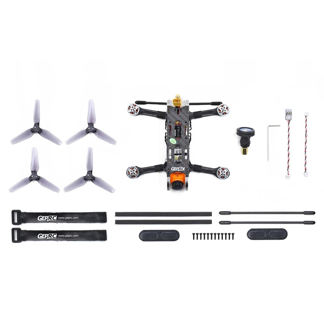 GEPRC GEP CX Cygnet 145mm 3 Inch Stable F4 20A 48CH RunCam Split Mini 2 1080P HD Camera 4500kv Motor RC FPV Racing Drone BNF PNP - 6