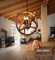 Американская веревка  винтажная промышленная Подвесная лампа  подвесные светильники  светодиодные лампы для дома  скандинавские подвесные...