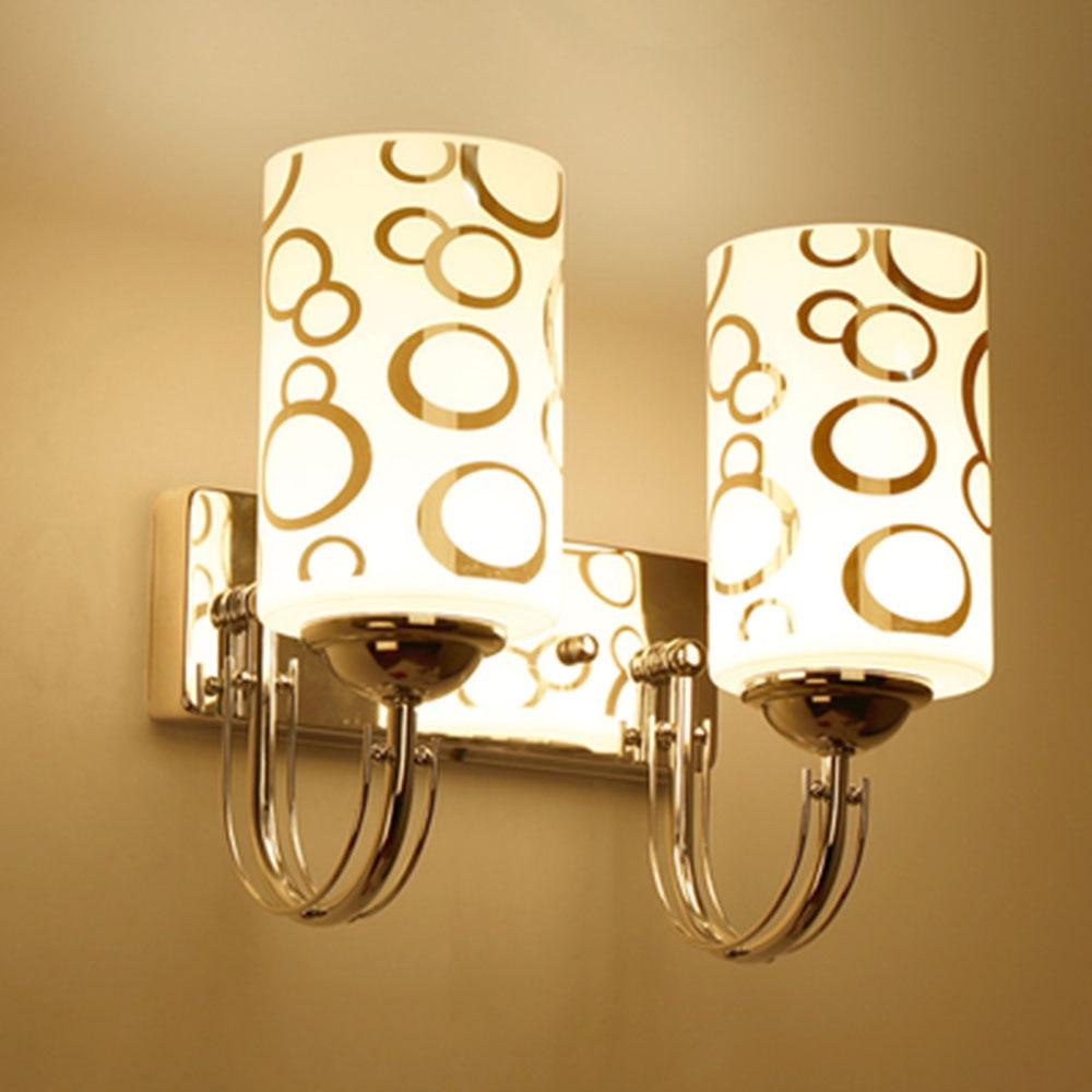 Hghomeart Indoor Lighting Modern Sconce Wall Lights Led Bedside Reading Lamp