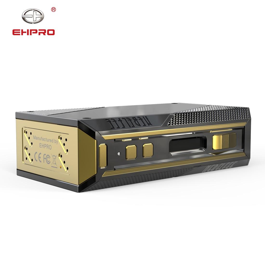 Подарок Vape мод Ehpro холодная сталь 200 TC мод 200 Вт электронная сигарета мод без батареи подходит 510 vape Танк vs dovpo topside/drag mini - 6