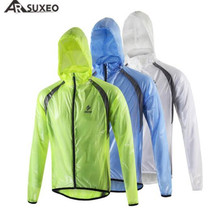 ARSUXEO Winter Outdoor Sports Waterproof Windproof Pack Rain Cycling Jacket Bike Bicycle Running Ciclismo Jackets Men santic winter fleece thermal cycling jacket men road mountain bike jacket windproof bicycle wind coat chaqueta ropa ciclismo