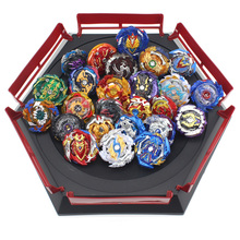 Beyblade Burst Toys With Handlebar Launcher Starter and Arena Bayblade Metal Fusion God Spinning Tops Bey Blade Blades Toys New недорого