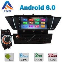 """9 """"HD 1024*600 Android 6.0 Octa Core Cortex A53 Bits 2 GB RAM 32 GB ROM Reproductor de DVD de Radio Estéreo del GPS Del Coche Para BMW X1 E84 2009-2013"""