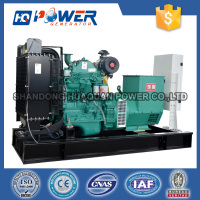 powered by cummins diesel engine 4BTA3.9 G2 generator for sale