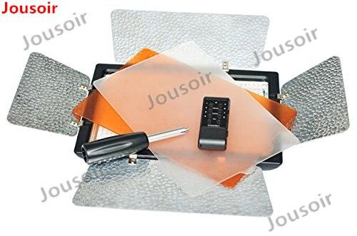 YONGNUO YN900 Haute CRI 95 + 5500 k Sans Fil LED Vidéo Panneau Lumineux, 900 Led Vidéo Lumière YN-900 CD50
