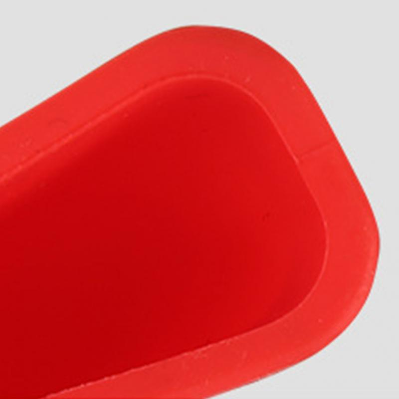 2 шт./компл. Кухня аксессуары силиконовые пот кастрюлю ручка крышка теплоизоляция захват рукава Кухня инструмент