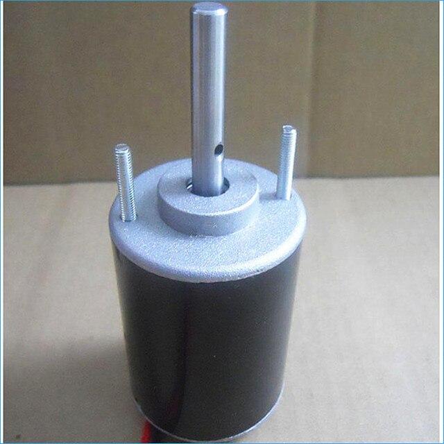 Small Electric Motor Dc12v 24v 15w 20w 3000rpm 5500 Rpm High Sd