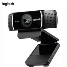 Original Logitech C922 Web Máy Ảnh Pro Dòng Webcam Với Microphone Đầy Đủ HD 1080 P Video Tự Động Lấy Nét Web cam 14MP C920 nâng cấp