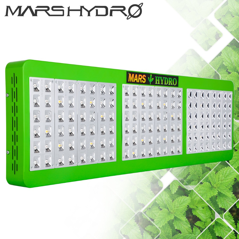 Mars Hydro Reflector720W Led Grow Light Full Spectrum Grow led,Grow Light Spectrum for Growing tent