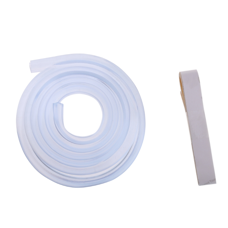 1M Baby Safety Desk Table Edge Corner Protector Cushion Guard Strip Soft Bumper W15