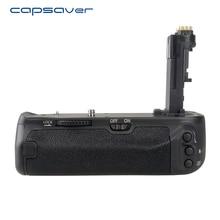 Capsaver Dọc Kẹp Pin dành cho Máy ẢNH Canon EOS 6D Mark II 6D2 6DII MÁY ẢNH DSLR Thay Thế BG E21 Pin Làm Việc với LP E6
