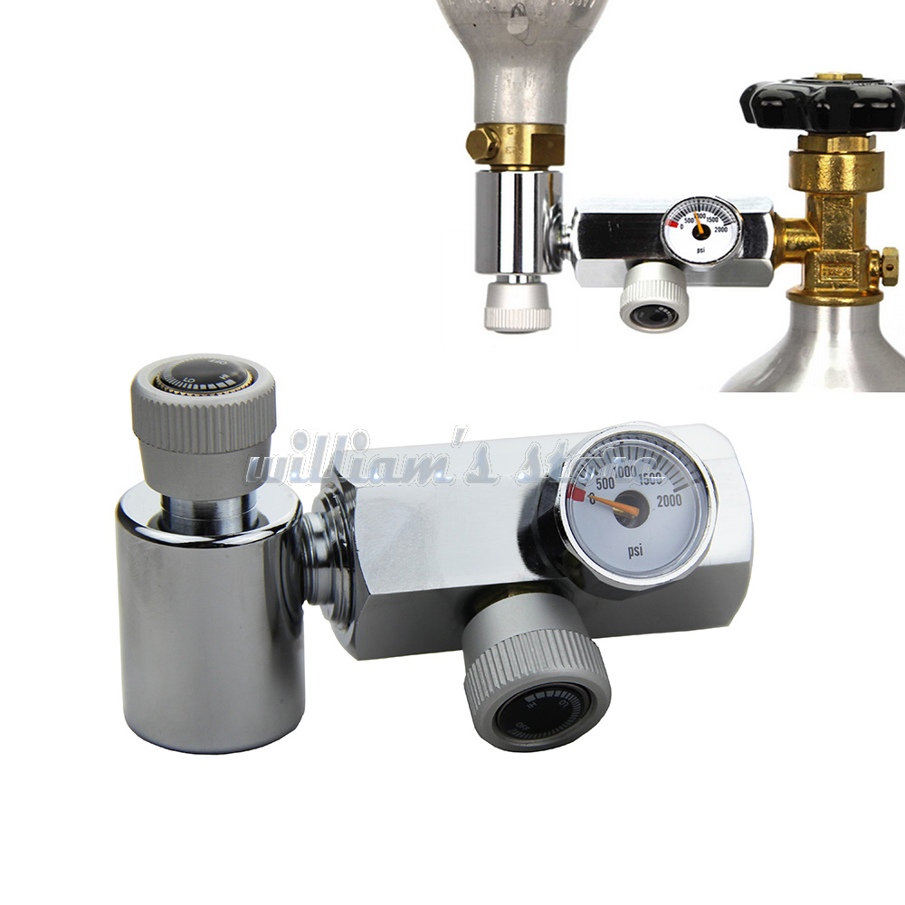 sodastream co2 cylinder refill adapter connector brass homebrew kit for filling soda stream tank - Sodastream Reviews