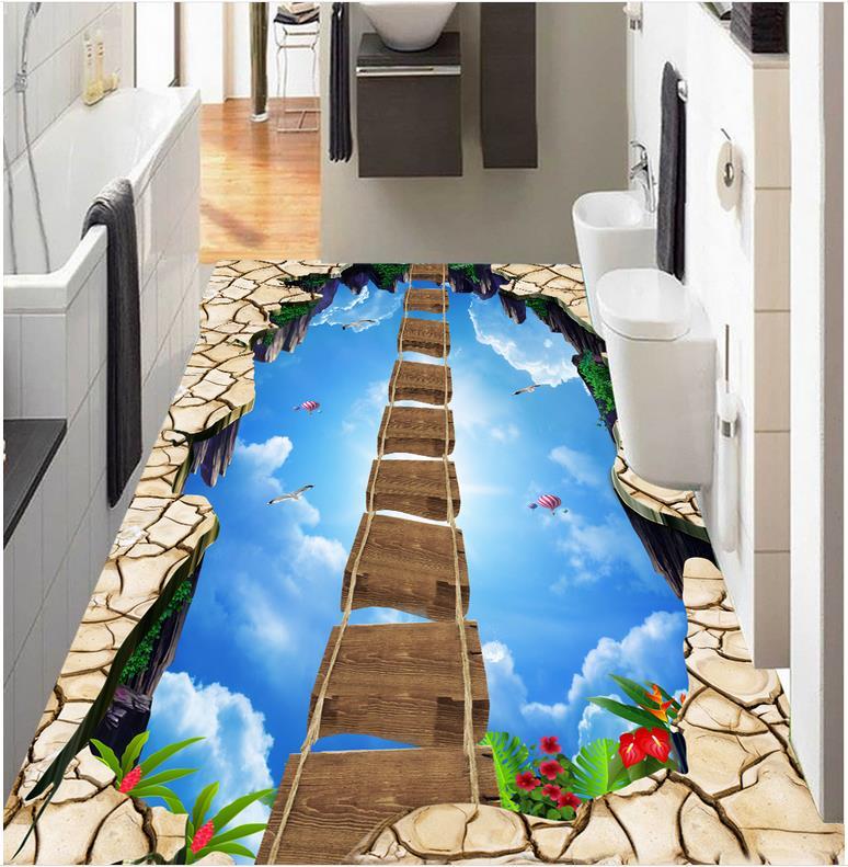Achetez en gros 3d peinture sol en ligne des grossistes for Pisos decorativos 3d