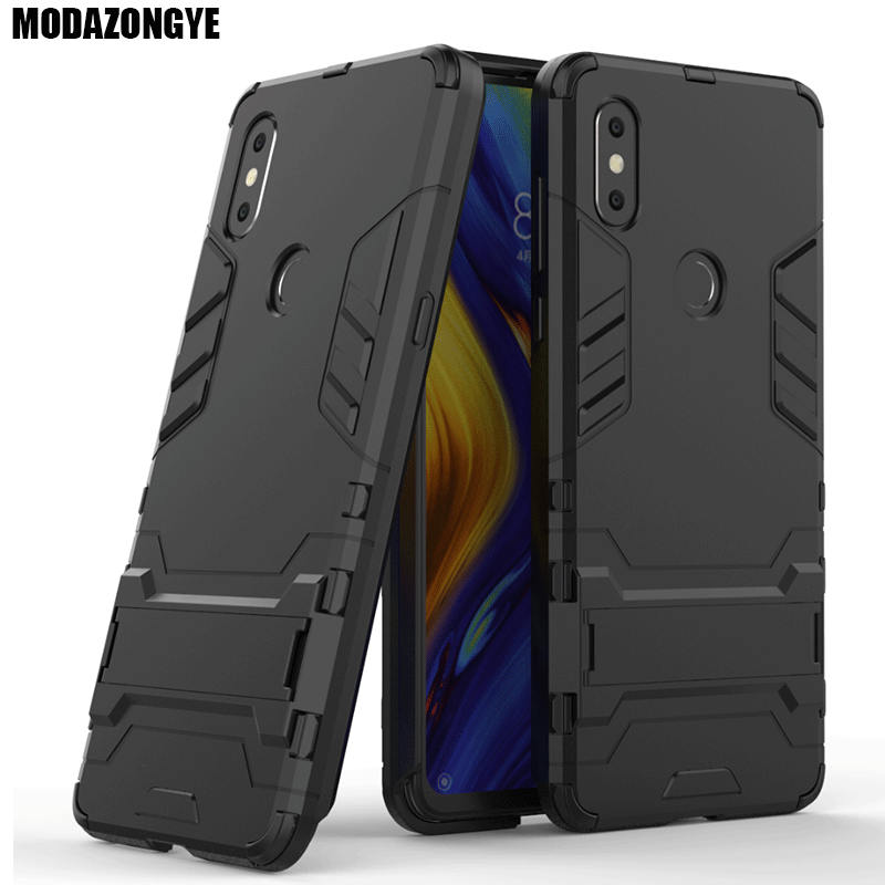 Xiaomi Mi Mix 3 Case Hybrid Silicone + TPU Cover Phone Case Xiomi Xiaomi Mi Mix 3 Global Version Mi Mix3 Mimix 3 MiMix3 Case