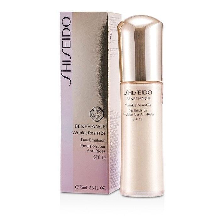 Shiseido - Benefiance WrinkleResist24 Day Emulsion SPF 15