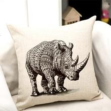 Cool Vintage Animal Pillowcases
