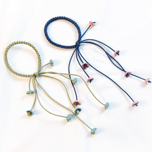 Three Strands Elastic Hair Band
