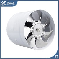 Good Working New For Duct Blower Powerful Mute Axial Flow Fan Ventilator Kitchen Toilet Wall 6