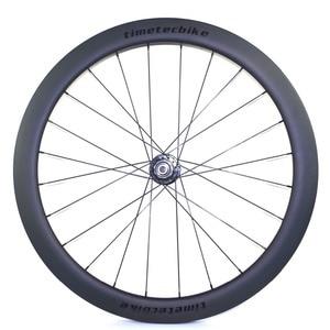Image 5 - Disc brake carbon road wheels carbon bike wheelset 35mm 38mm 50mm 60mm clincher tubular tubeless wheels
