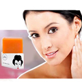 2x 65g  kojic acid soap Skin Whitening Lightening Bleaching Kojic Acid Glycerin Soaps Lightens Dark Spots