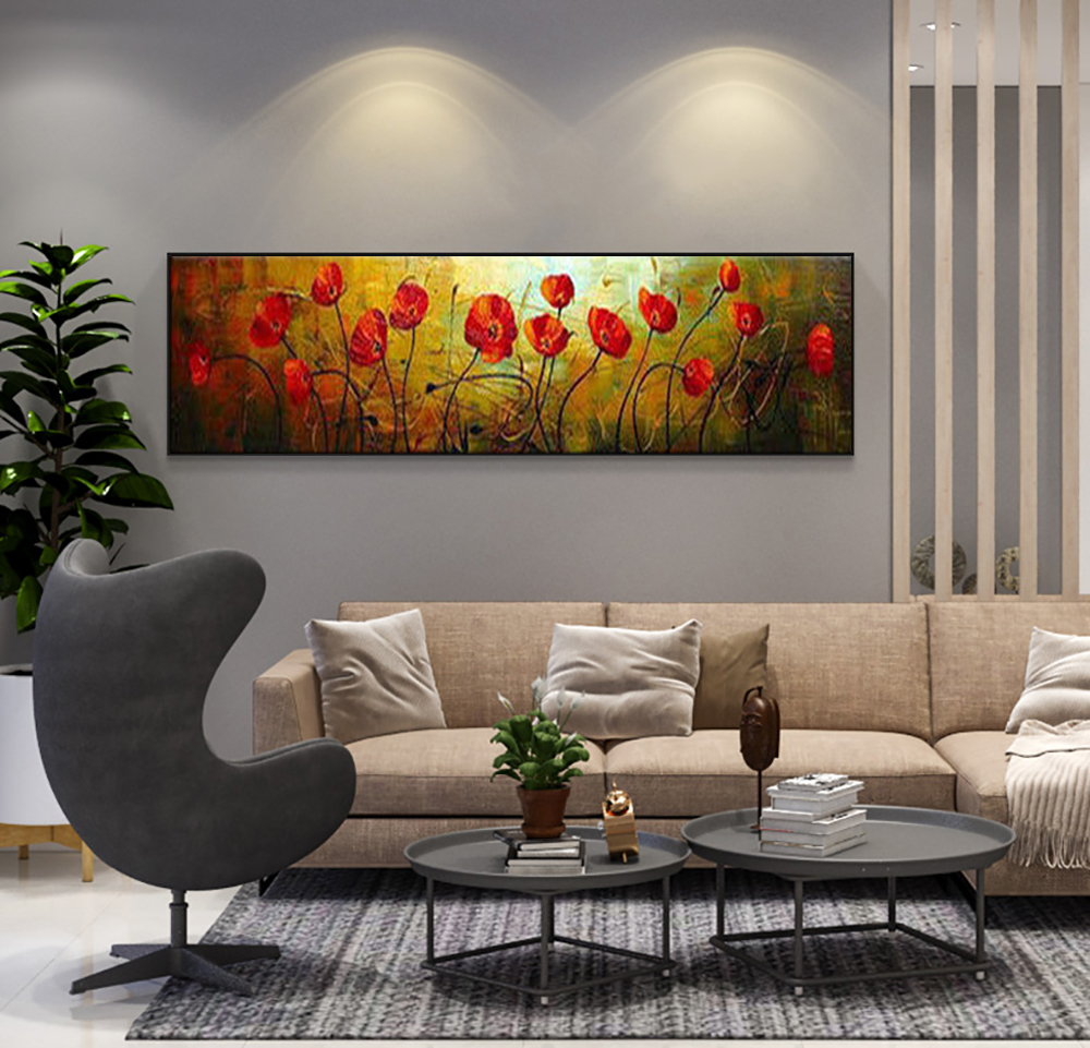 Aliexpress Com Buy Hdartisan Wall Canvas Art Pictures: Aliexpress.com : Buy Abstract Modern Large Single Wall Art