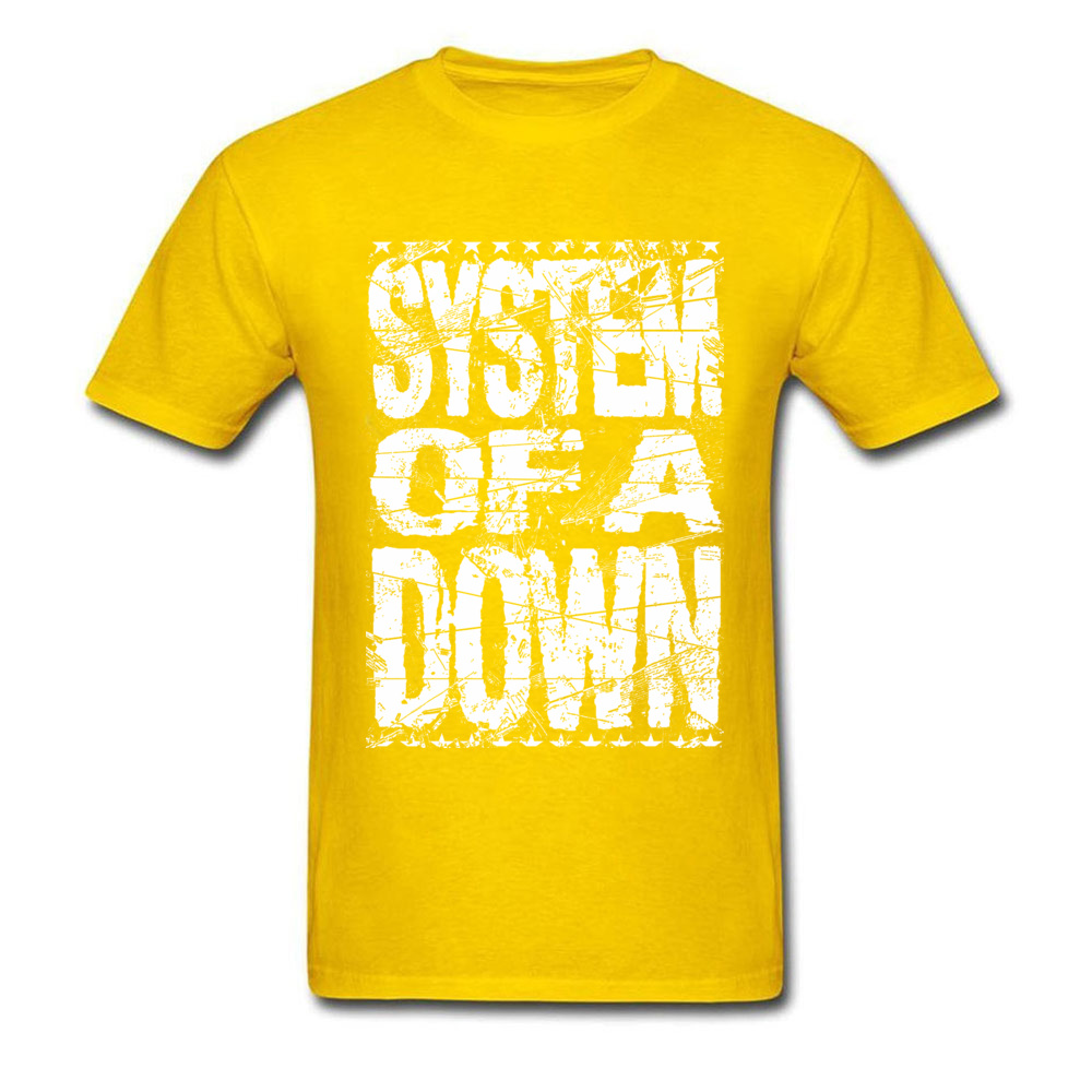 System Of A Down Logo_yellow