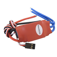 Simonk 20A Brushless Speed Controller ESC Regler for Heli Airplane Multirotor