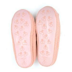 Image 3 - ¡Nuevo! Zapatillas de invierno Millffy con conejo adorable y cálido, zapatos antideslizantes para el dormitorio