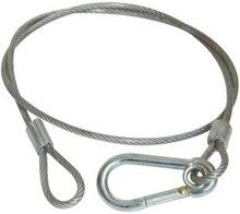 50 stks/partij Hoge kwaliteit 85 cm stadiumlichten veiligheid touw kabel podiumverlichting security sables ondersteuning led par moving head beam licht