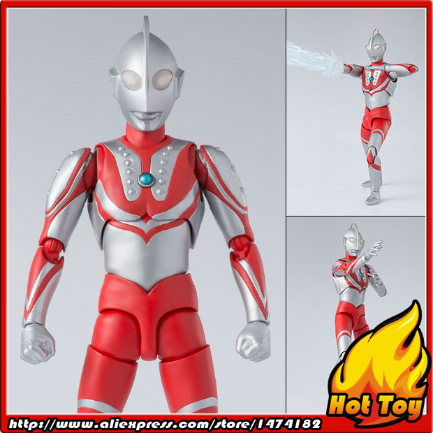 100% Original BANDAI Tamashii Nations S.H.Figuarts (SHF) Action Figure - Zoffy from Ultraman