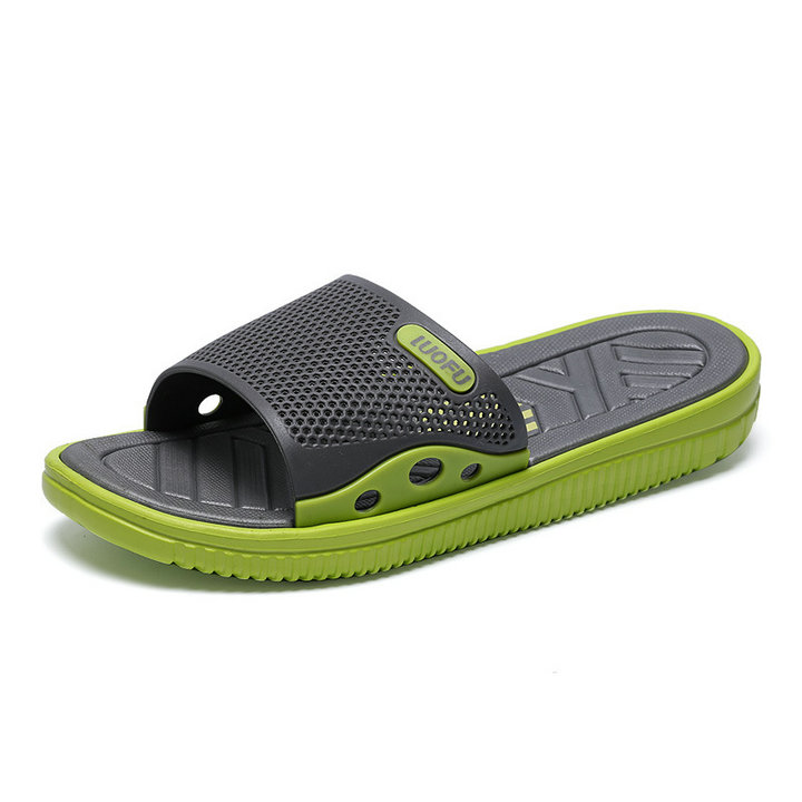 Fashion New Design Anti Slip Adult Men Shoes Sport Slide Slippers Outdoor Indoor Beach Slippers For ManFashion New Design Anti Slip Adult Men Shoes Sport Slide Slippers Outdoor Indoor Beach Slippers For Man