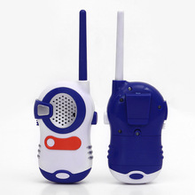 Buy Intelligent long-distance handheld dialogue machine Children's toy simulation walkie-talkie Parent-child play house game directly from merchant!