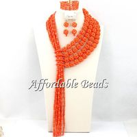 Pink Dubai African Jewelry Sets New Arrival Indian Jewelry Set Wedding Handmade Design BN239
