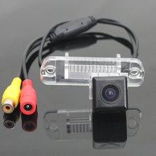Для Mercedes-Benz ML W164 ML350 ML450 ML300 ML250/Автомобиль реверсивный Парковочная Камера/Камера Заднего вида/HD CCD Ночного Видения