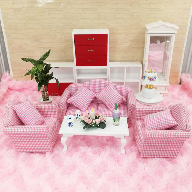G07 X127 children baby gift Toy 1:12 Dollhouse mini Furniture ...