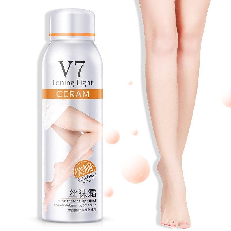 BIOAQUA Invisible Stockings Cream Liquid Tights Silk Mask Moisturizing Whitening Lighter Concealer Makup Women Legs Skin Care