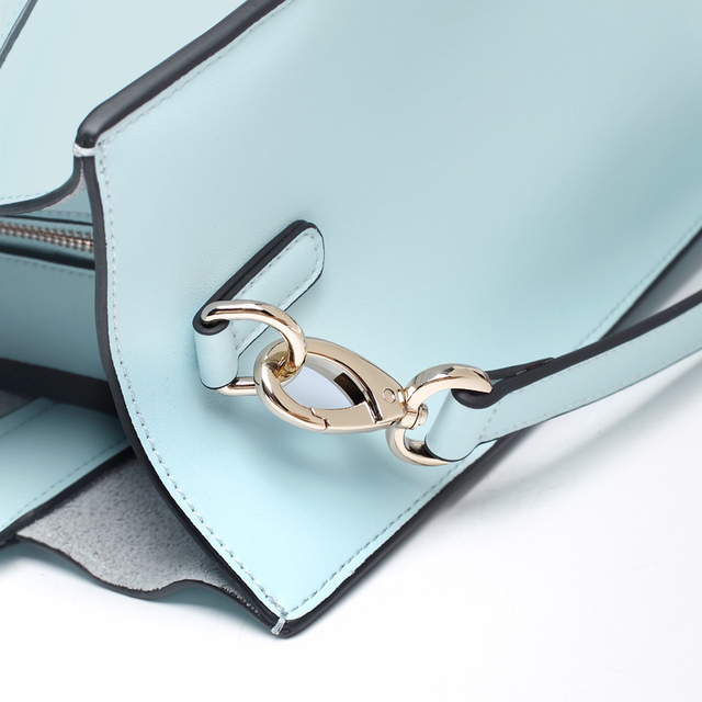 ZOOLER New arrival fashion genuine leather bags woman handbags luxury  brand bags  top quality shoulder bags#S-2909